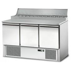 Стол холодильный-саладетта GGM SAS147A