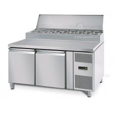 Стол холодильный-саладетта GGM ZBS157
