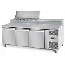 Стол холодильный-саладетта GGM ZBS207