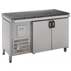 Стол для пиццы с гранитной столешней СХ-М 1,5х0,6м
