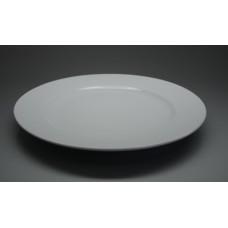 "Тарелка круглая  10"" (25.5см) с бортом"